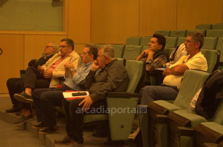 Τρίτη συνάντηση των Δ.Ε.Υ.Α. της Πελοποννήσου στην Τρίπολη