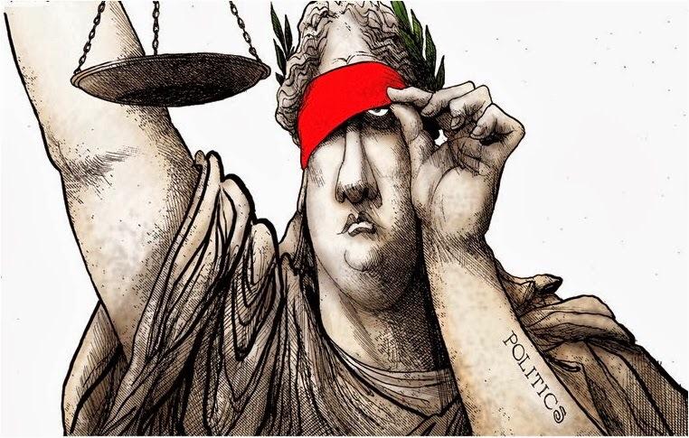 Αποτέλεσμα εικόνας για τυφλη δικαιοσύνη