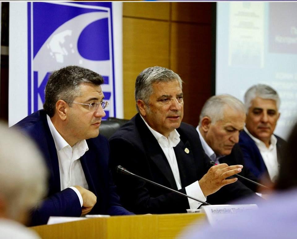 Αποτέλεσμα εικόνας για προεδρία της Ένωσης Περιφερειών Ελλάδας (ΕΝΠΕ):