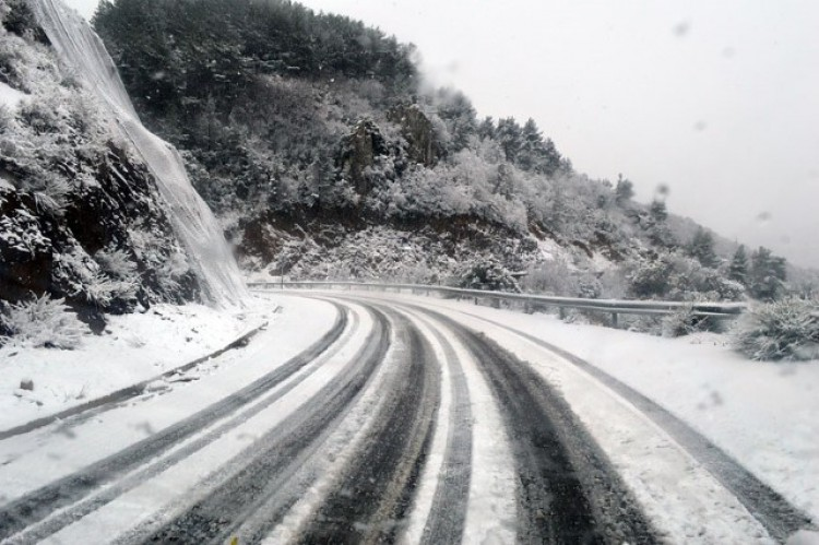 H κατάσταση στο οδικό δίκτυο της Περιφέρειας Δυτικής Μακεδονίας