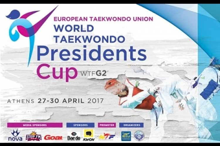 2nd WTF Presidents Cup - Europe / Day 1 - Mat 8