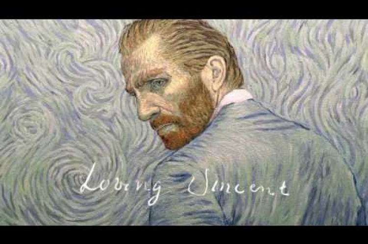 Loving Vincent Official Trailer