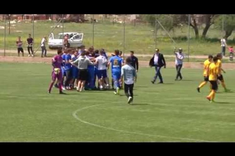 Κ17: ΑΣΤΕΡΑΣ-ΑΕΚ 1-0