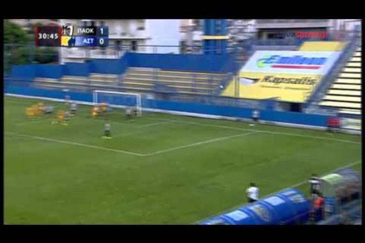 Κ17: ΠΑΟΚ-ΑΣΤΕΡΑΣ 2-0   U17: PAOK-ASTERAS 2-0
