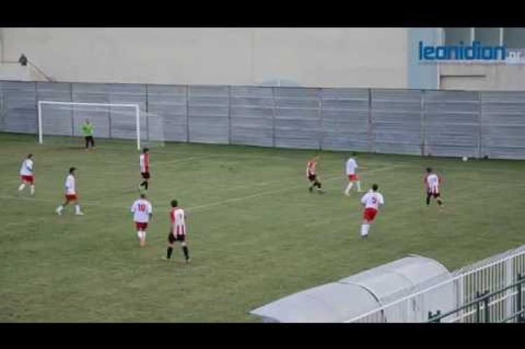 Λεωνίδιο - Νικηταράς 3-0 (21-9-2014)