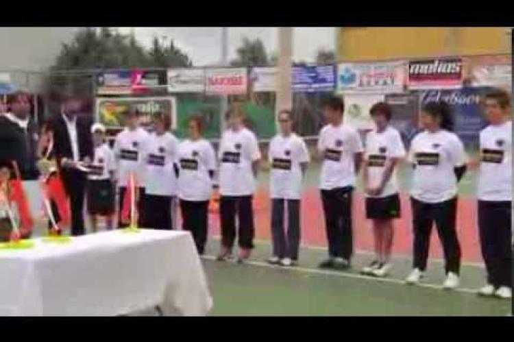 KOLOKOTRONIA TRIPOLIS TENNIS OPEN 2011 (official video)