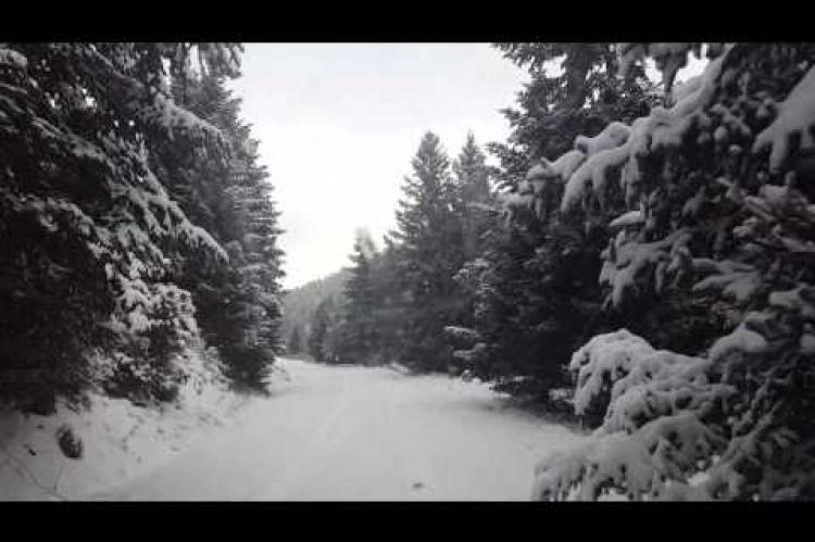 ArcadiaPortal.gr Επικίνδυνο το ορεινό πέρασμα του Μαινάλου!