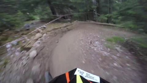 DOWNHILL RACE   ROCK AND BONES 2018 !!!