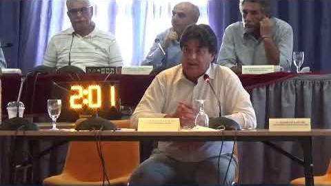 Τοποθέτηση στο ΠεΣυ Πελοποννήσου για τους εργαζόμενους της Κοινωφελούς εργασίας