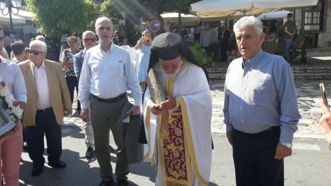 Arcadiapirtal.gr Εορτή Παναγίας στη Στεμνίτσα