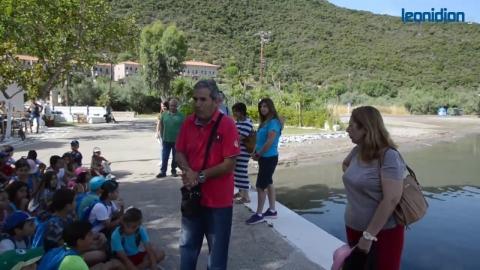 Εθελοντικός καθαρισμός στην παραλία των Πουλίθρων