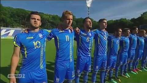 Украина U19 — Греция U21. Обзор матча. 1:3. 31.05.2018
