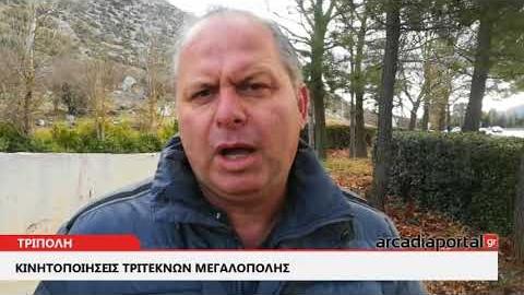 ArcadiaPortal.gr Κινητοποιήσεις και κατάληψη στο υπουργείο προαναγγέλλουν οι Τρίτεκνοι Μεγαλόπολης