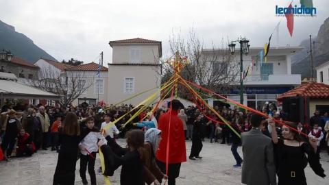 Καρναβάλι 2018 στο Λεωνίδιο