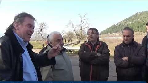 Σε Ζευγολατιό-Νιχώρι ο Γιαννακούρας. Συζήτηση με κατοίκους και λύση για τις πλημμύρες