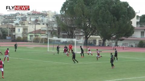 ΑΕ Πελλάνας Καστορείου - Παναρκαδικός 1-0 (Γ' Εθνική)