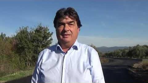 Κυπαρίσσια- Ίσιωμα: Ολοκληρώνεται ένας σημαντικός δρόμος στην περιοχή της Μεγαλόπολης