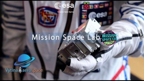 Vytina Aerospace - Mission Space Lab