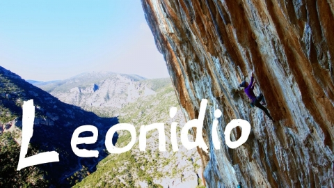 Leonidio : I think I'll Stay A Little Longer. A Greek Climbing Adventure