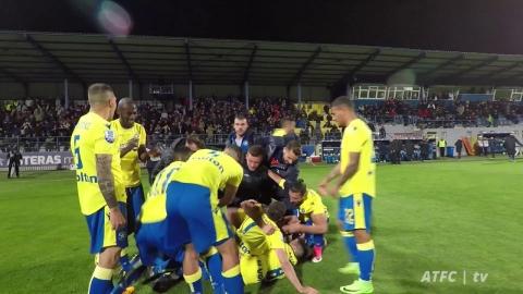 ΠΑΡΑΚΑΜΕΡΑ: ΑΣΤΕΡΑΣ-Παναθηναϊκός 1-0
