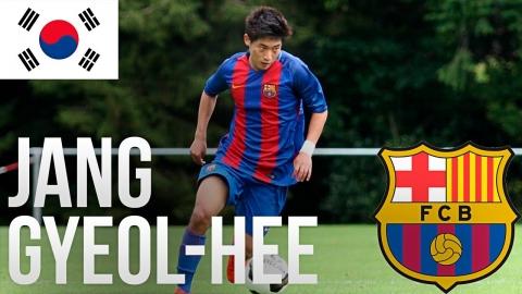 Jang Gyeol-Hee | Golas + Skills | Barça Juvenil A + South Korea U17