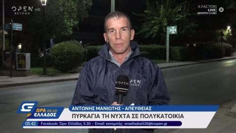 Βίντεο ντοκουμέντο από ληστεία σε βενζινάδικο - Ώρα Ελλάδος 05:30 16/10/2019 | OPEN TV