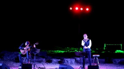 Συναυλία για το αυγουστιάτικο φεγγάρι στο Αρχαίο Θέατρο Μαντινείας