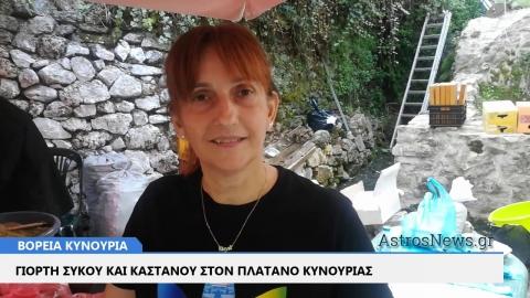 ArcadiaPortal.gr Γιορτή Σύκου και Κάστανου στον Πλάτανο Κυνουρίας