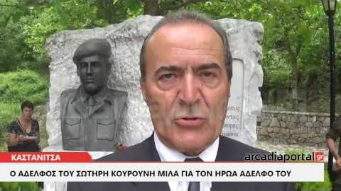 ArcadiaPortal.gr Ηλίας Κουρούνης: Η σκέψη μας είναι στους 780 αγνοουμένους της Κύπρου
