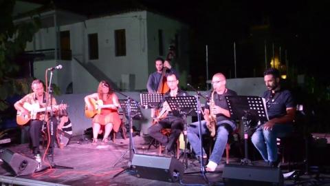 "Loving Melitzazz 2017: Diminuita ""Le petit Big Band"" - Τσακώνικος"