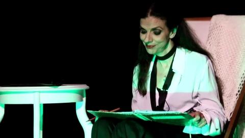 Η «Μαρία Πολυδούρη» στο θέατρο Άλσους Αγίου Γεωργίου