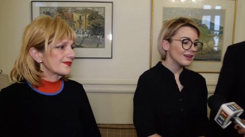 Ανακοίνωση υποψηφιότητας των κ.κ. Κατερίνα Μπερδούση, Ελένη Τσουμπλέκα, Κλειώ Κορώνη